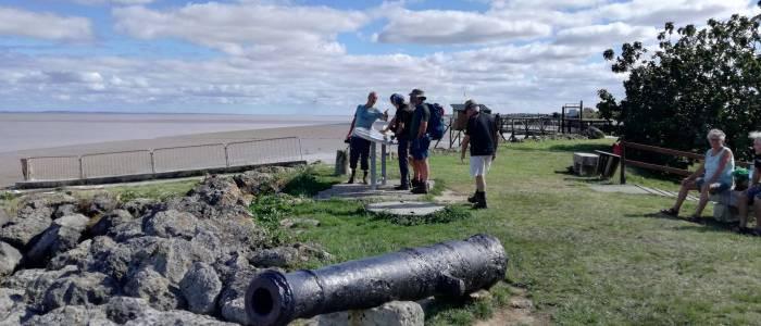 Visite des défenses de l'estuaire - Centre de Séjour Soulac sur Mer